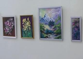 В Ужгороді проходить виставка угорських митців (ВІДЕО)