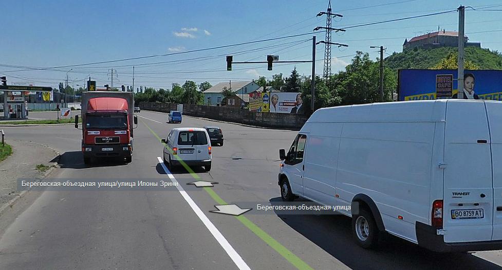 Відтепер Мукачевом можна прогулятись і віртуально, у Яндексі (ФОТО)