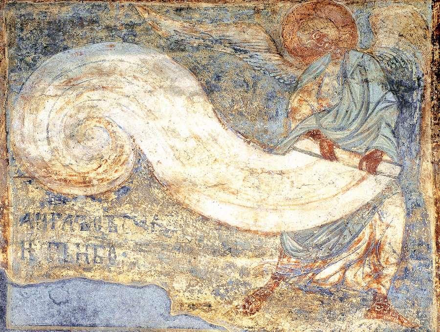 В Ужгороді відновлюють фрески епохи бароко (ВІДЕО)