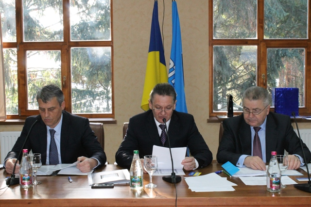 Закарпатські регіонали визначились зі своїми кандидатами в обласну раду
