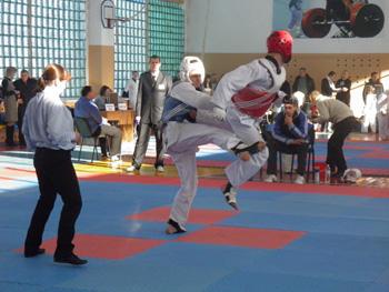 Студент УжНУ став чемпіоном з тхеквондо (ФОТО)
