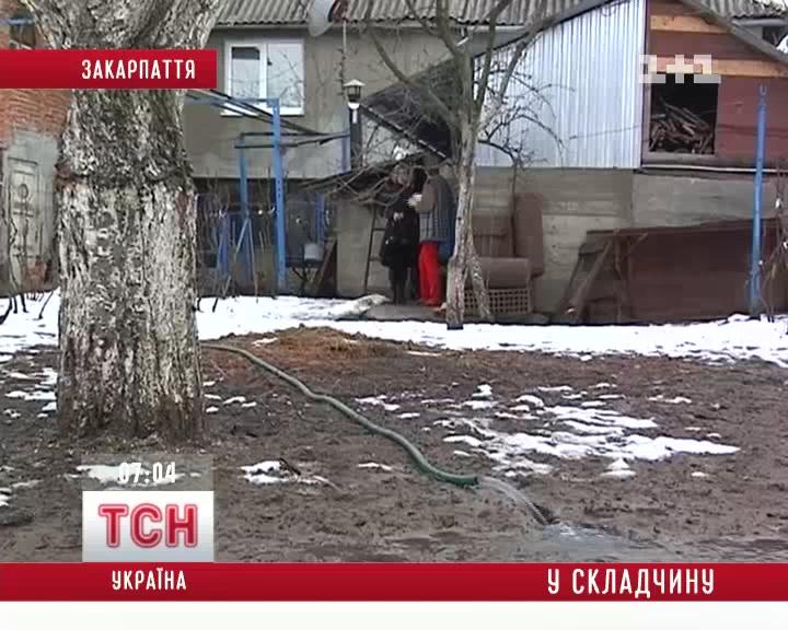 """ТСН показав як частина Мукачева """"плаває"""" у фекаліях із вигрібних ям (ВІДЕО)"""