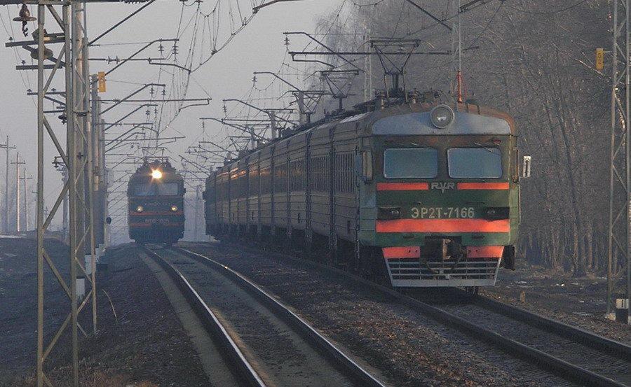 На станції Мукачево вантажний поїзд відрізав людині ногу