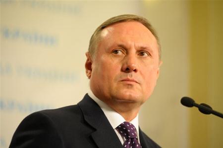Єфремов каже, що Сергій Арбузов уже три дні вмовляє опозицію розблокувати трибуну