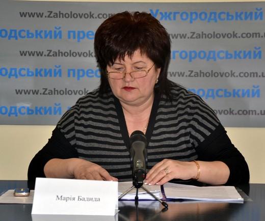 Головний податківець Ужгорода розповіла скільки грошей зібрали у 2012 році