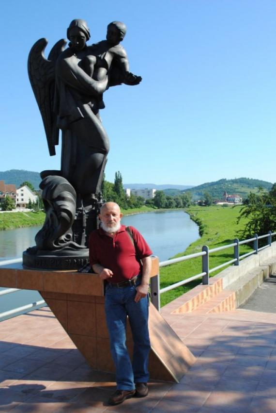Іван Бровді розповів про свої пам'ятники (ВІДЕО)