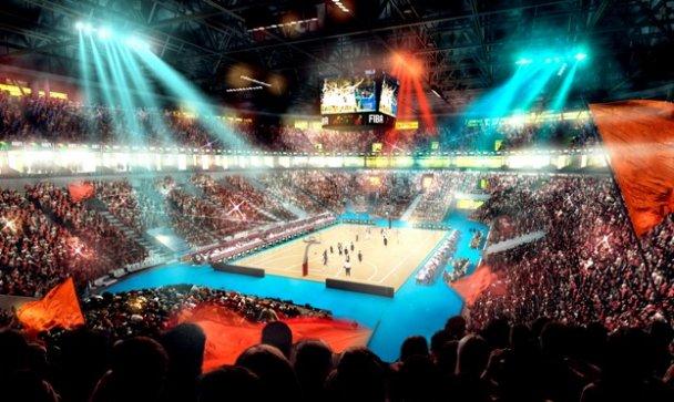 У Донецьку відкриють суперарену для хокею і баскетболу (ФОТО)