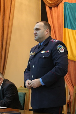 Сергій Бобик – новий начальник Закарпатського УДСО (ФОТО)
