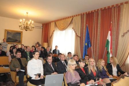 """В Ужгороді стартував четвертий етап проекту """"Майстерня європейської політики"""""""