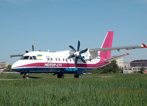 Закарпаття матиме знову регулярне авіасполучення з Києвом