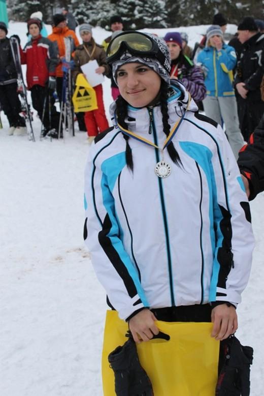 У Пилипці відбулась юнацька спартакіада з гірськолижного спорту (ФОТО)