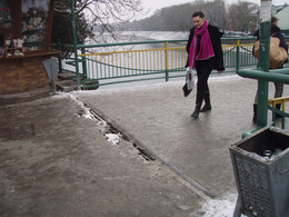 Для пішоходів Ужгород може розділитися на дві частини (ФОТО)