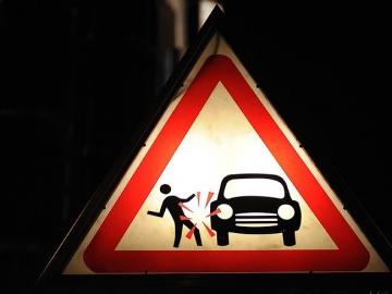 В Ужгороді на пішохідному переході авто знову збило людину