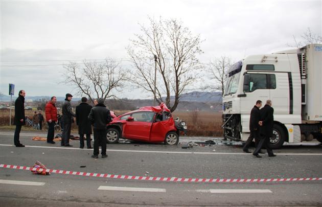 За попередньою інформацією винуватцем ДТП біля Клячанова є велосипедистка - прес-служба міліції