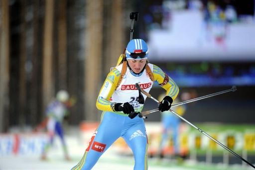 Валентина Семеренко виграла для України четверту медаль на чемпіонаті світу з біатлону (ВІДЕО)