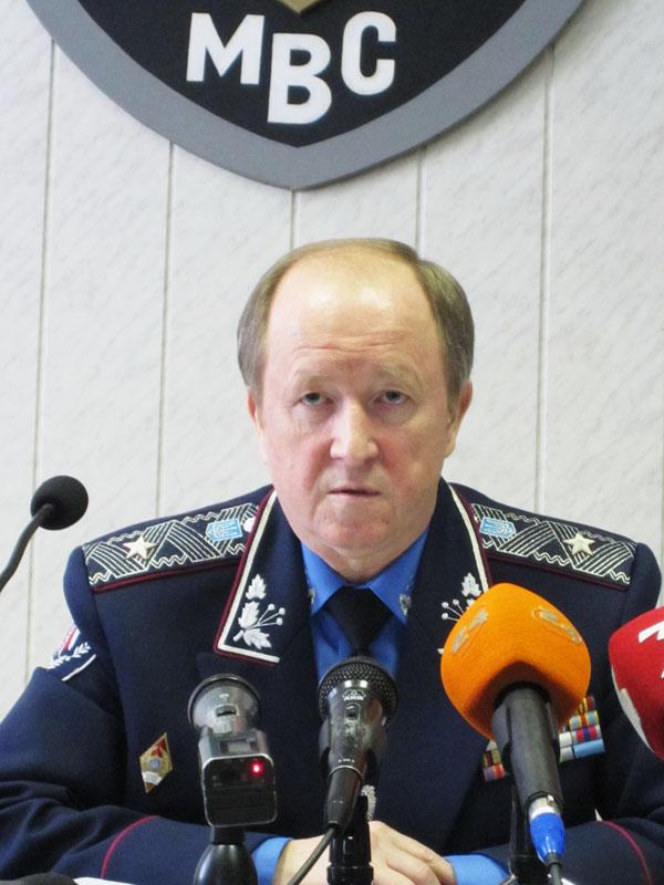 Головний міліціонер Закарпаття завтра прийматиме жителів Мукачева