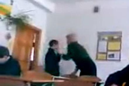 На Виноградівщині вчителька за незнання математики вдарила дитину обличчям об шкільну дошку?