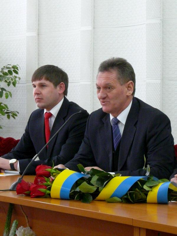 Олександр Ледида представив нового керівника Ужгородщини (ФОТО)