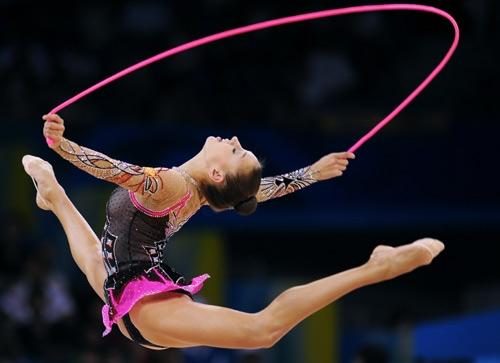 Сьогодні в Ужгороді стартує Кубок України з художньої гімнастики
