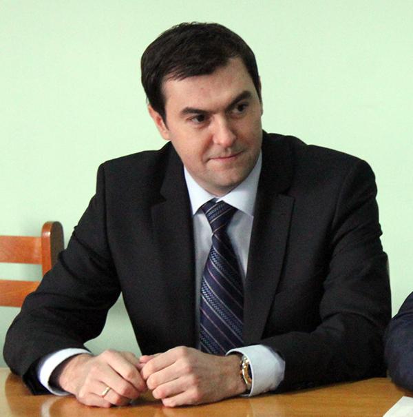 Центр підвищення кваліфікації держслужбовців отримав нового керівника (ФОТО)