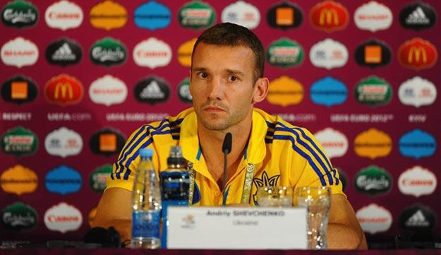 Андрій Шевченко піде вчитися на тренера