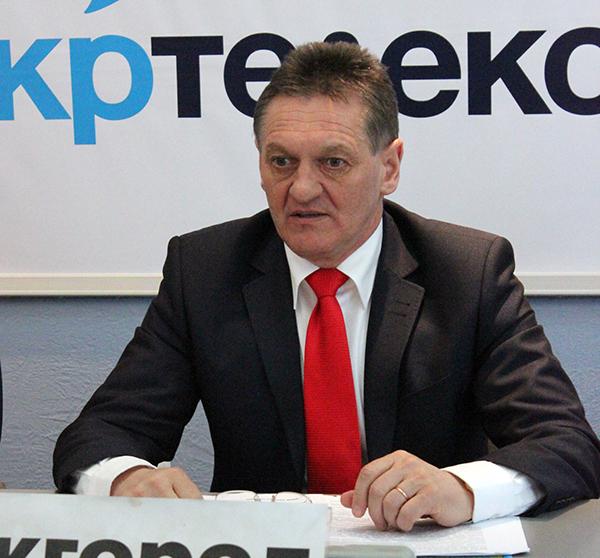 """Олександр Ледида: """"Рівень розрахунків за спожитий газ та електроенергію складає 100%"""""""