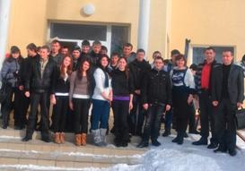 Національний природний парк «Синевир» організував для старшокласників екологічний семінар