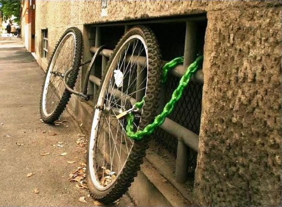 У Мукачеві затримали крадія велосипедів