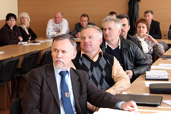 Олександр Ледида: Селищні громади мають долучитися до весняного благоустрою