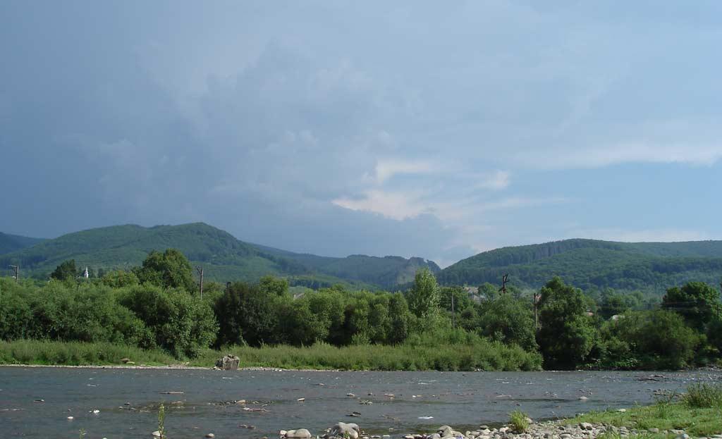 У Латориці поблизу села Карпати виявили труп чоловіка