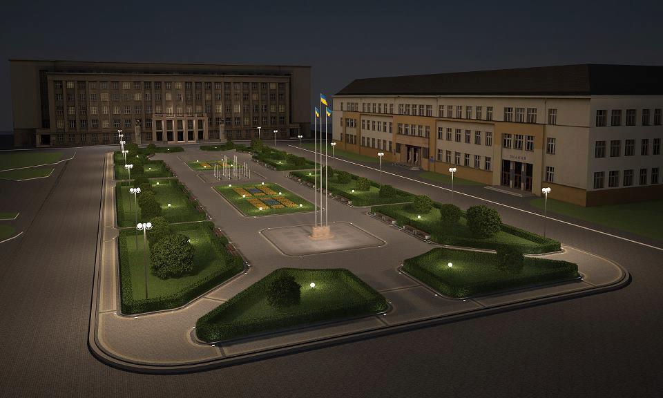 Містобудівна рада Ужгорода виступила проти реконструкції площі Народної