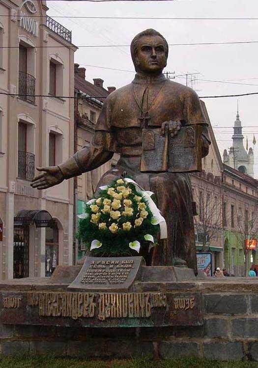 В Ужгороді готуються до 210-річчя з дня народження Духновича