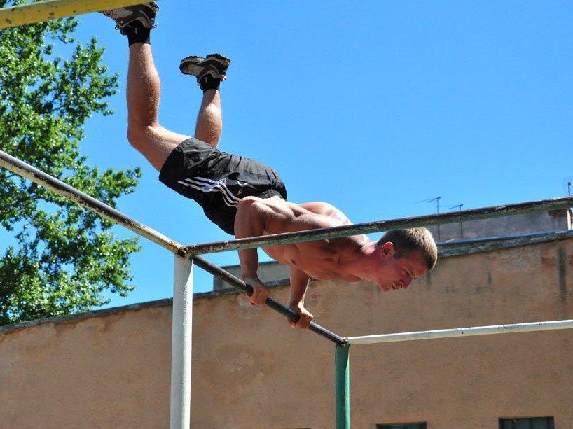 Цієї неділі у Мукачеві пройдуть змагання з Street Workout