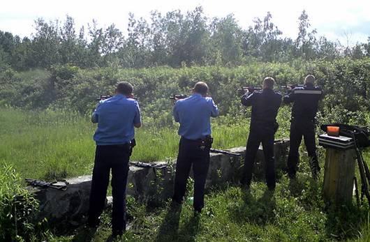 """Мукачівські міліціонери стріляли на """"Шипці"""""""