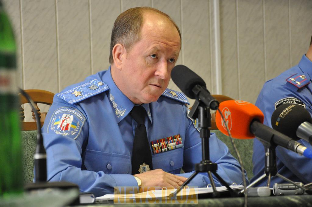 Очільник закарпатської міліції завтра проведе прийом громадян в Мукачеві