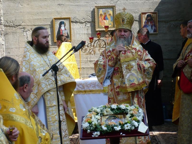 Архієпископ Шанхайський і Сан-Франциський в Ужгороді відслужили Божественну Літургію