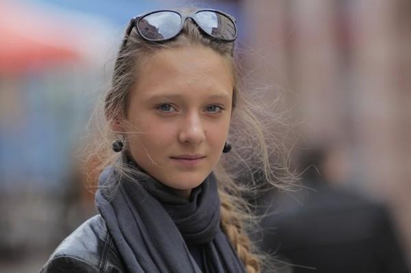 """Ужгородська супермодель Евеліна Самсончик """"покорила"""" самого Карла Лагерфельда"""