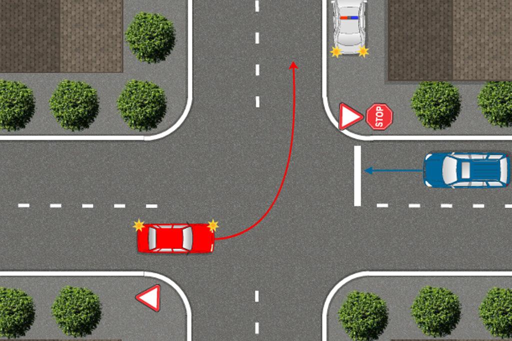 Небезпечне перехрестя вулиць у селі Стеблівка завдає місцевим жителям чимало клопоту (ВІДЕО)