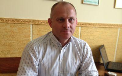 Вячеслав Шутко: Криміналістика – нове захоплення Віктора Балоги