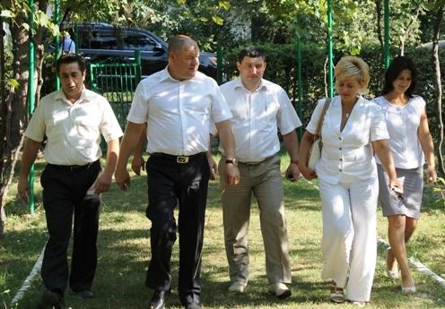Ігор Свищо відвідав із робочим візитом Мукачівщину та Свалявщину