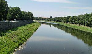 В Ужгороді на березі річки виявлено труп невідомого чоловіка