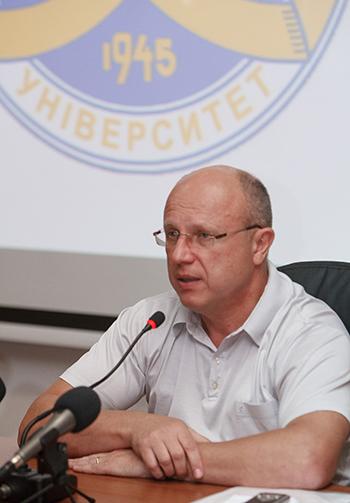 В УжНУ презентували найсучасніший в Україні телекомунікаційний мультимедійний комплекс