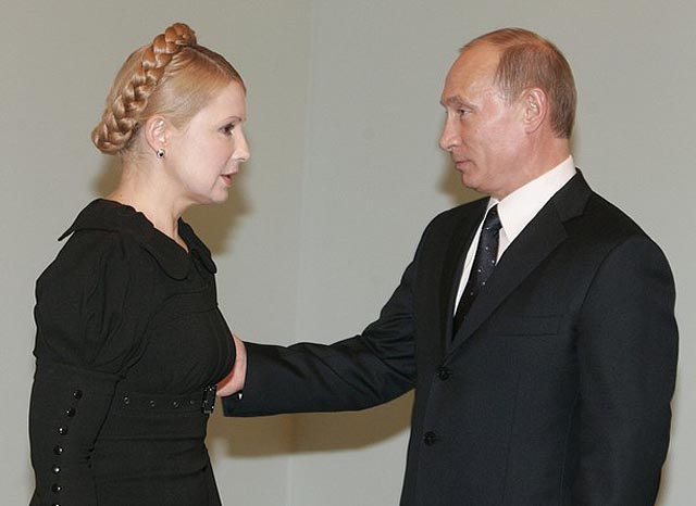 """Путіну """"вигідно продовження перебування Тимошенко у в'язниці"""""""