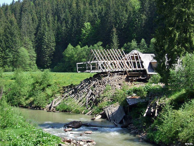 Унікальний і єдиний у Європі Музей лісу і сплаву на Закарпатті потребує фінансування