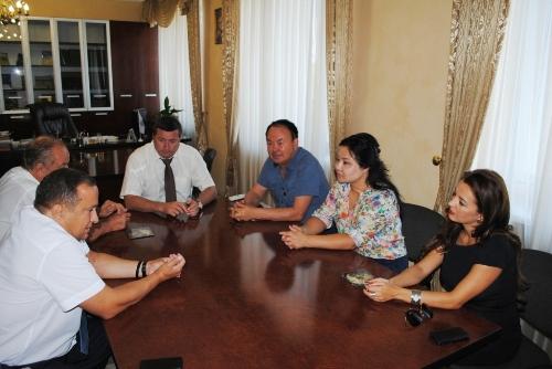 Берегівщину з триденним робочим візитом відвідав посол Республіки Казахстан в Угорщині Сагінбек Турсунов
