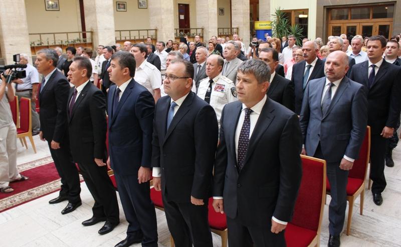 Закарпаття святкує День Незалежності України