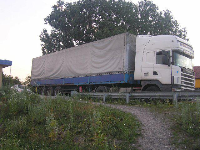 Подробиці ДТП біля села Сусково: водій фури заснув за кермом і виїхав на зустрічну смугу руху