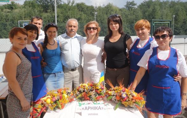 Закарпатські ґаздині приготували вареники, які визнали найсмачнішими на фестивалі у Словаччині