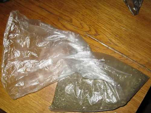 У жителя Перечина міліція вилучила майже 200 грам марихуани