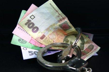 Берегівського держслужбовця викрили на хабарі у 2500 гривень